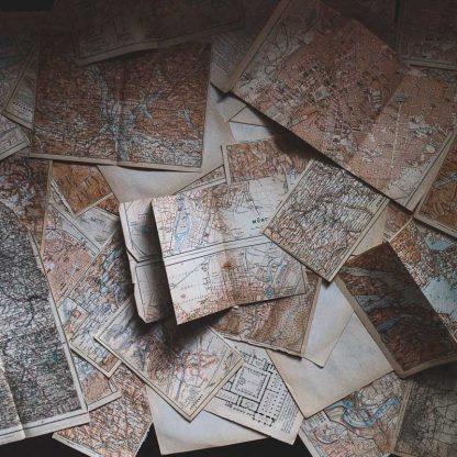 Tag X - Landkarte